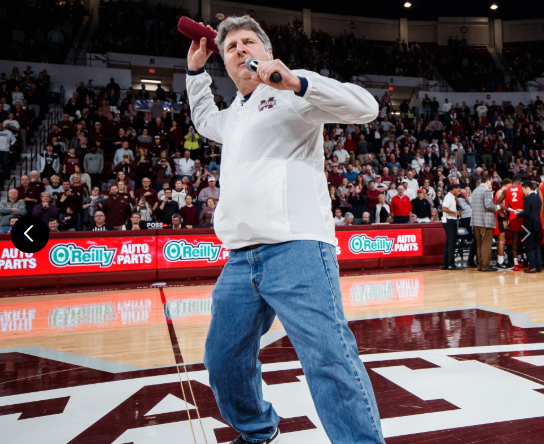 Mike Leach's first